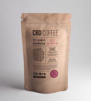 CBD Coffee Honduras Medium Ground 250g