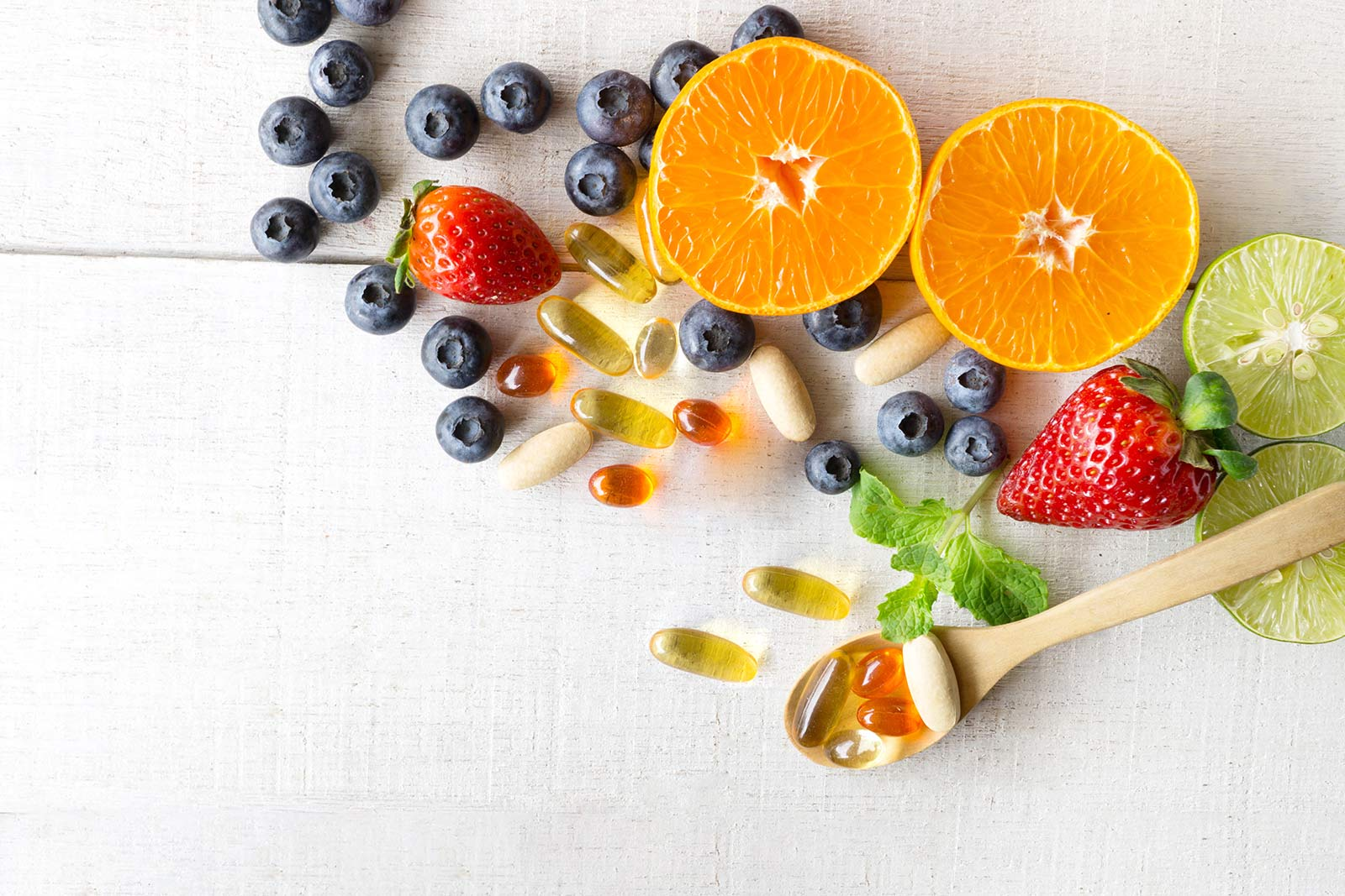 The Natural Way:  A Guide to Natural Supplements