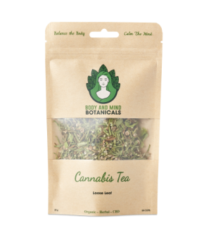 CBD Tea-Natural Flavour