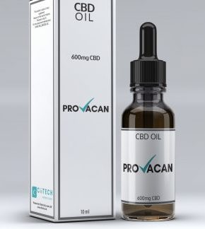 Provacan CBD Oil 600mg