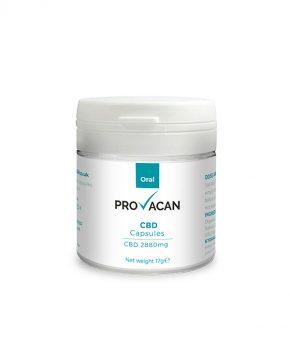 Provacan 2880 mg CBD Capsules