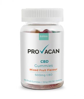 Provacan 500mg CBD Gummies