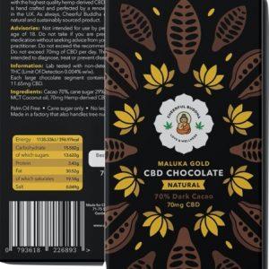 Chocolate - Natural WB