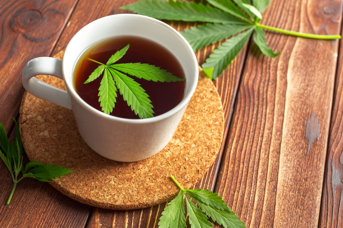 Enjoy The Natural Rich Cannabidiol Tea With The Best Flavors