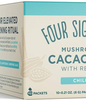 Four Sigmatic Mushroom Cacao Mix with Reishi Drink
