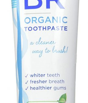 Essential Oxygen BR Toothpaste Peppermint 113g