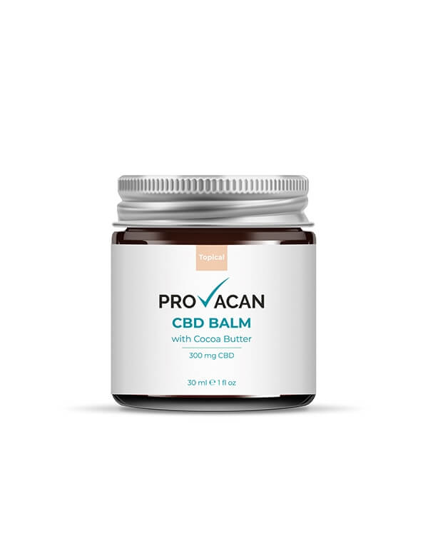 Get Pain Relief with Provocan CBD Balm